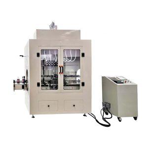دستگاه پرکننده مایع خورنده نوع خطی