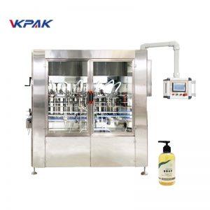 دستگاه پرکن صابون مایع اتوماتیک خطی سروو